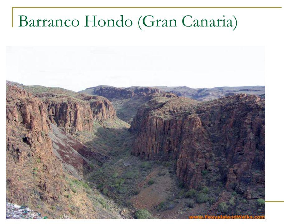 Barranco Hondo (Gran Canaria)