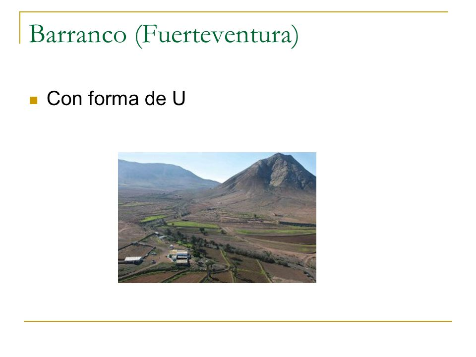 Barranco (Fuerteventura)