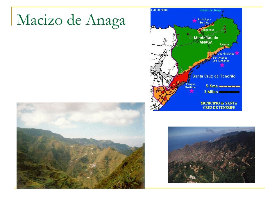 Macizo de Anaga