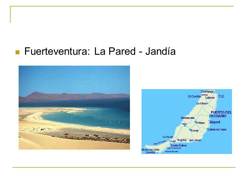 Fuerteventura: La Pared - Jandía