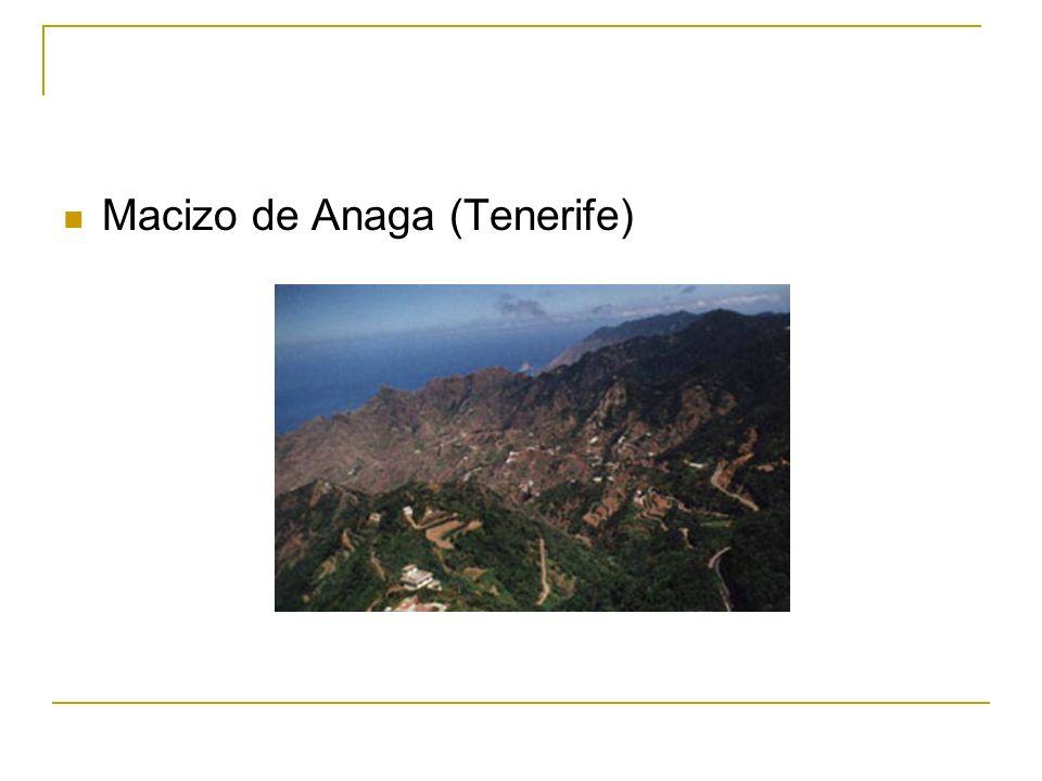 Macizo de Anaga (Tenerife)