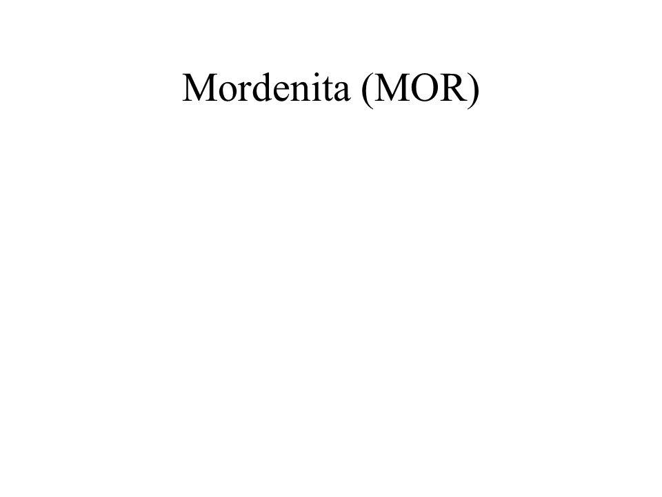 Mordenita (MOR)