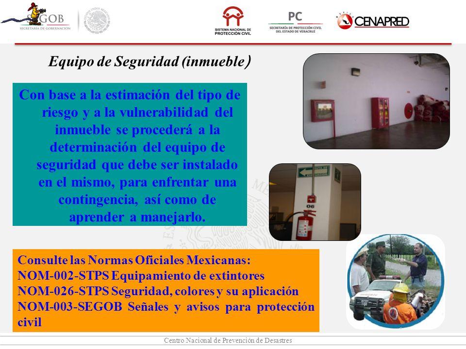 Equipo de Seguridad (inmueble)