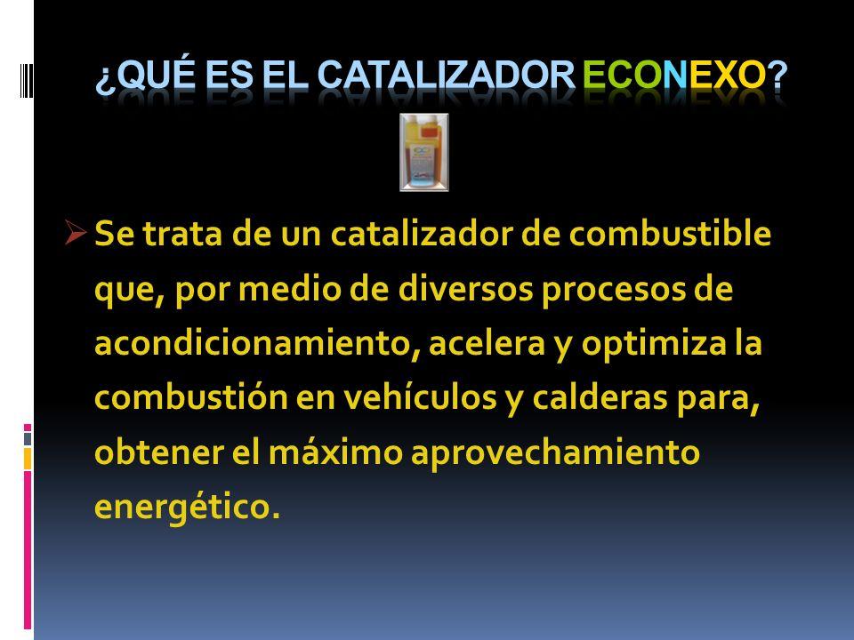 ¿Qué es el Catalizador EcoNeXo