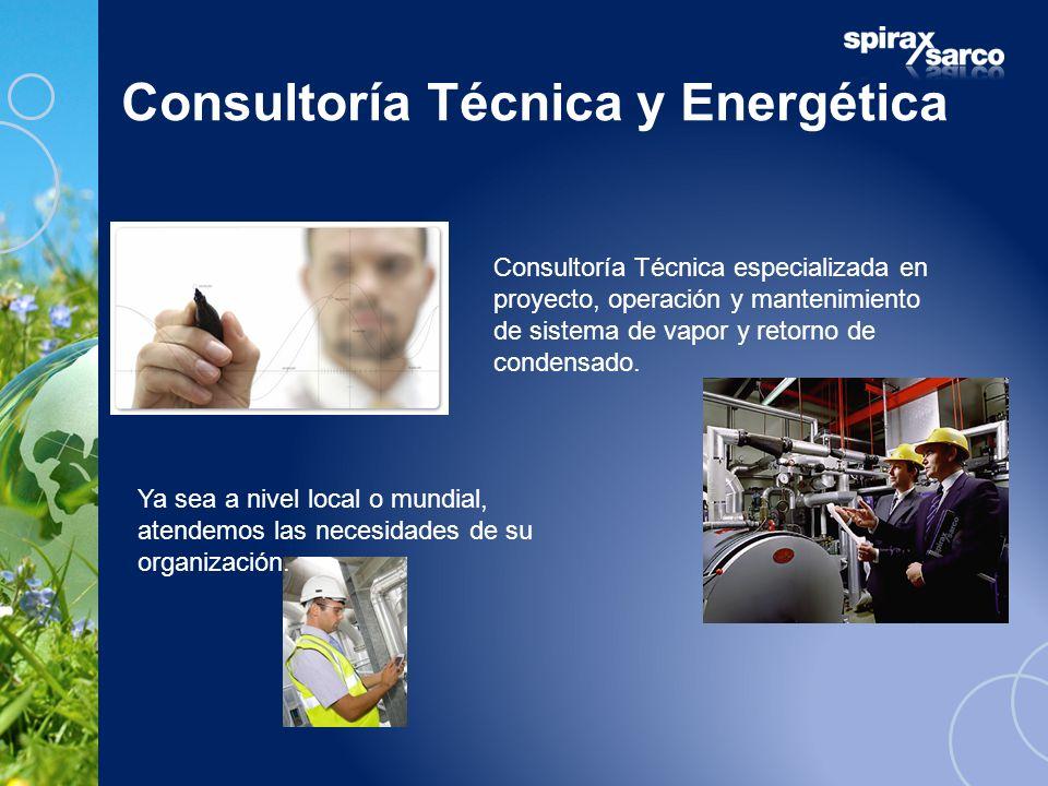 Consultoría Técnica y Energética