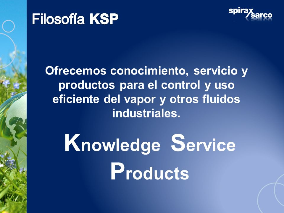 Knowledge Service Products