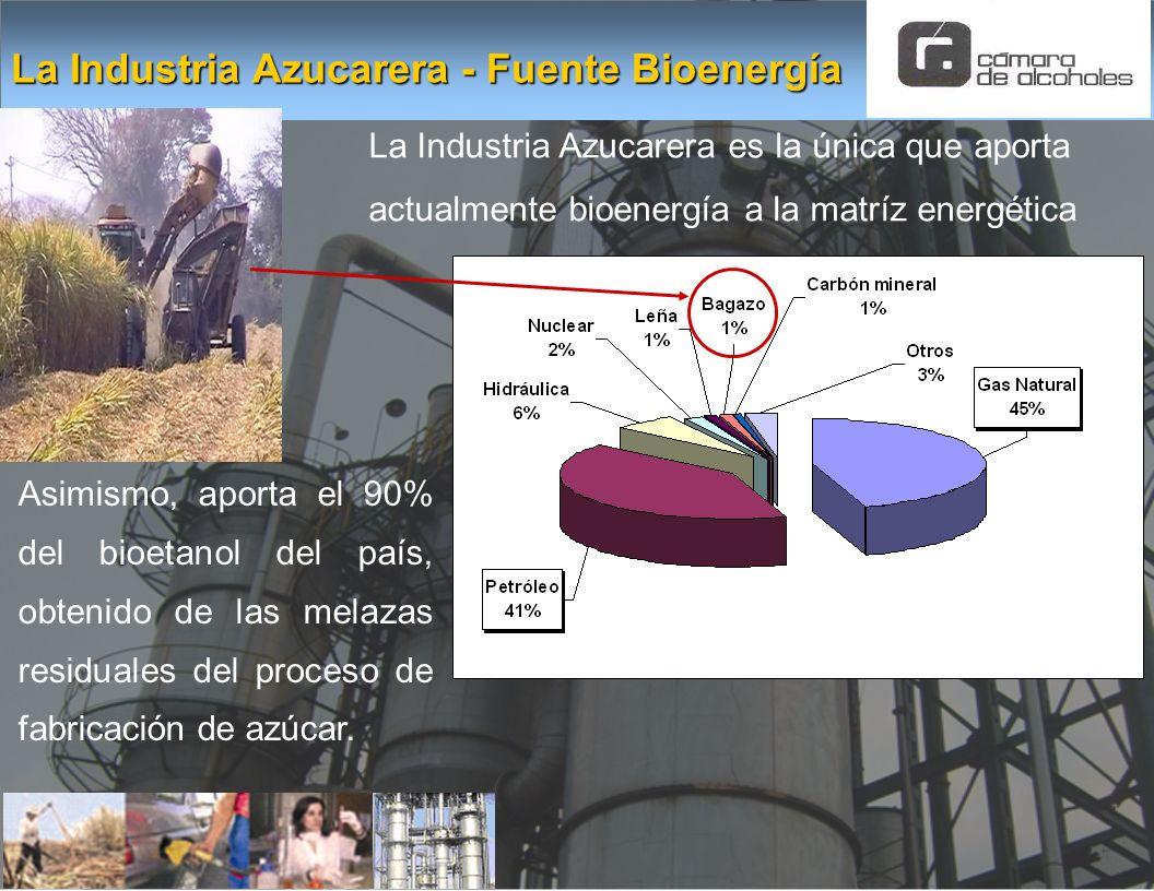 La Industria Azucarera - Fuente Bioenergía