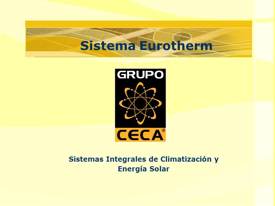 Sistemas Integrales de Climatización y Energía Solar