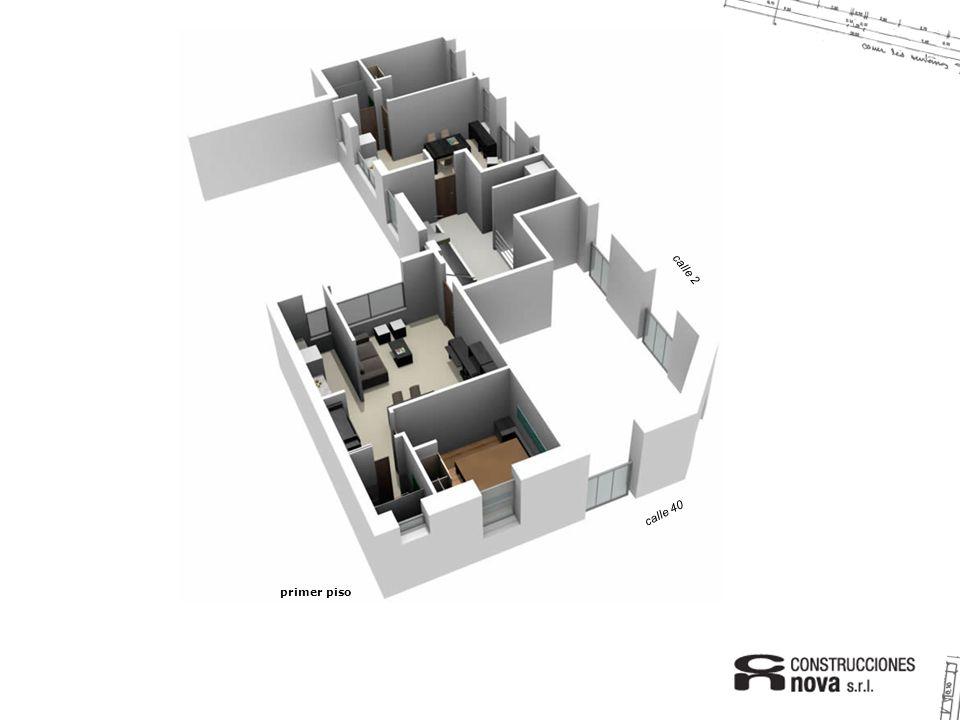 calle 2 calle 40 primer piso