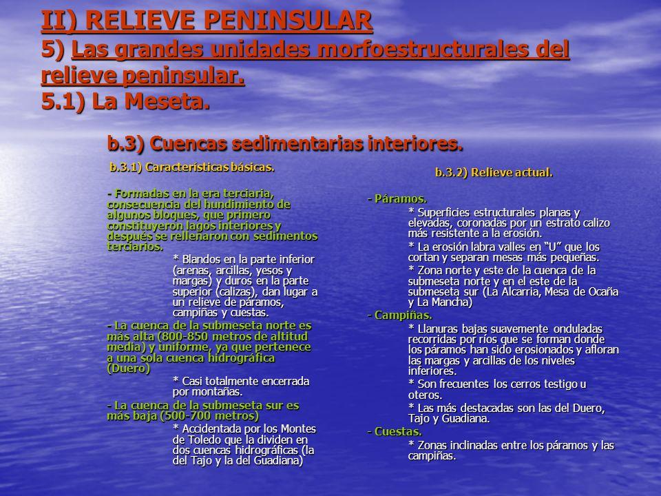 b.3.1) Características básicas.