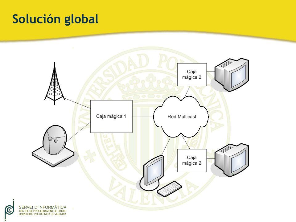 Solución global
