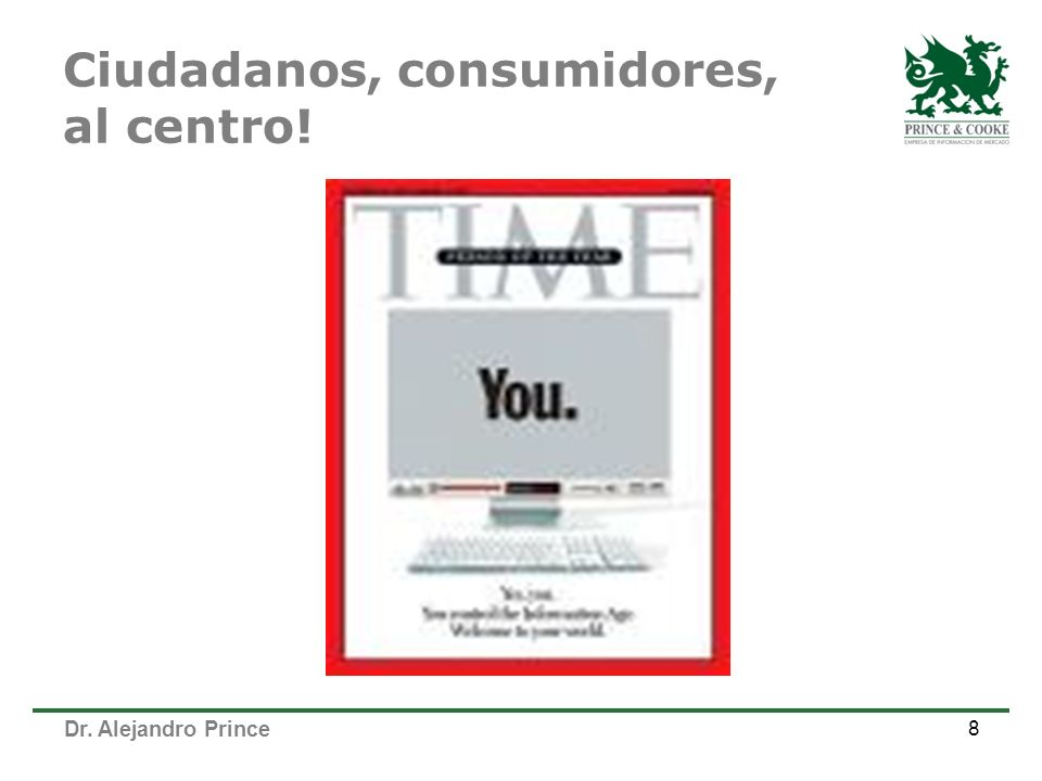 Ciudadanos, consumidores, al centro!