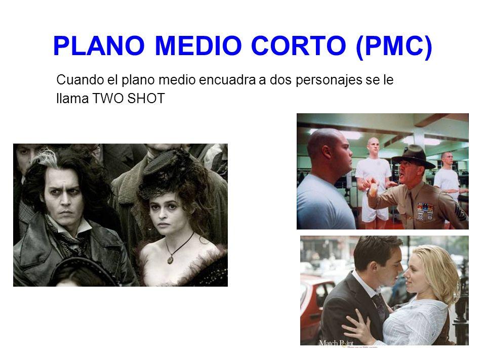 PLANO MEDIO CORTO (PMC)
