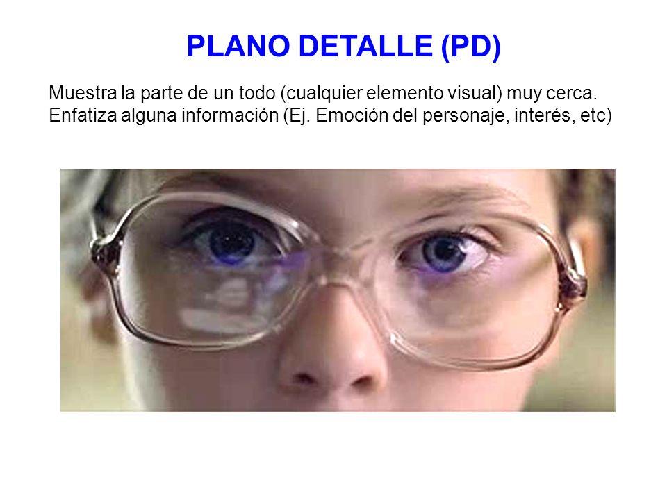 PLANO DETALLE (PD)