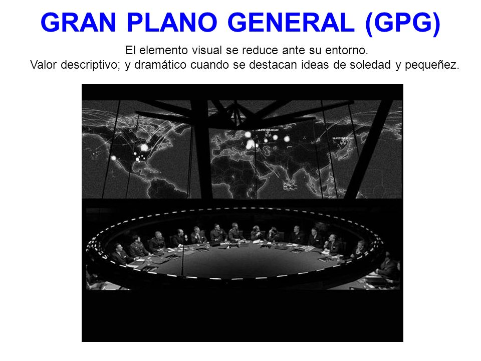 GRAN PLANO GENERAL (GPG)