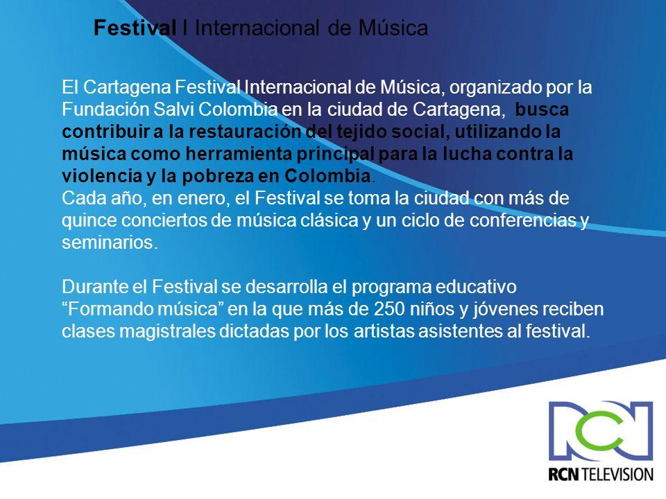 Festival I Internacional de Música