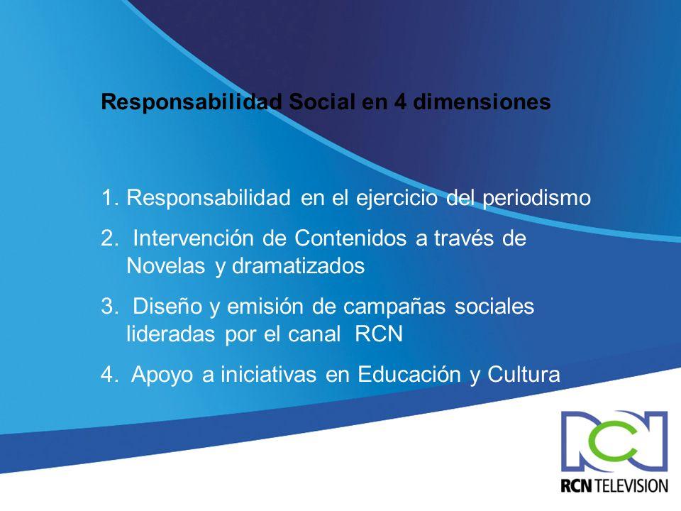 Responsabilidad Social en 4 dimensiones