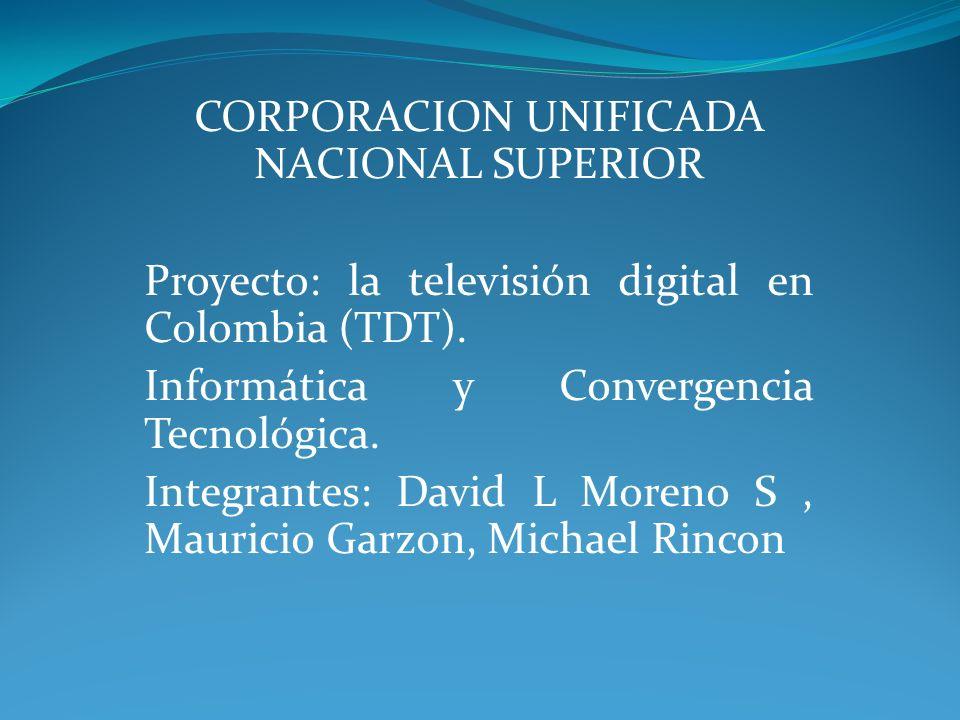 CORPORACION UNIFICADA NACIONAL SUPERIOR