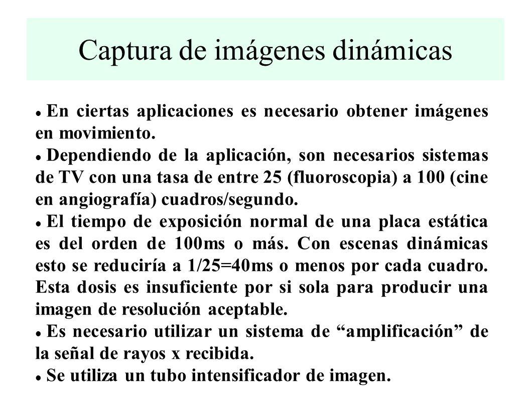 Captura de imágenes dinámicas