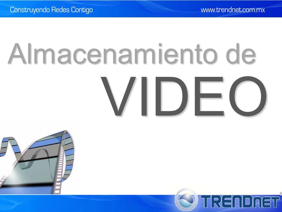 Almacenamiento de VIDEO 42