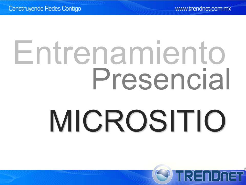 Entrenamiento Presencial MICROSITIO 57