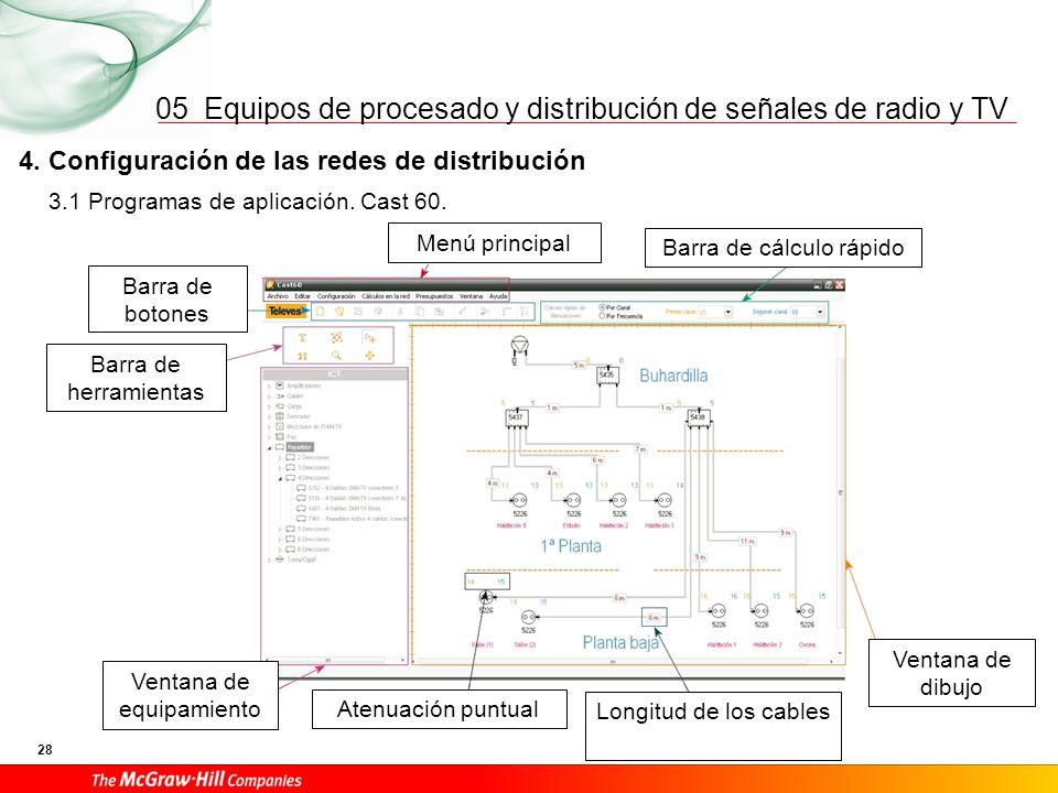 05 4. Configuración de las redes de distribución