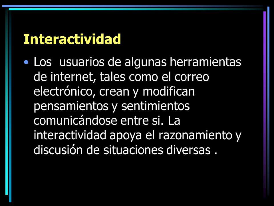 Interactividad
