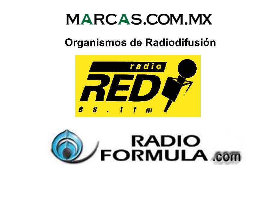 Organismos de Radiodifusión