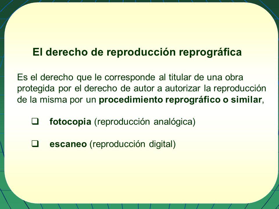 CENTRO DE ADMINISTRACIÓN DE DERECHOS REPROGRÁFICOS