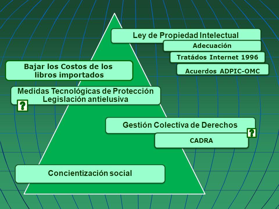 MEDIDAS TECNOLÓGICAS DE PROTECCIÓN