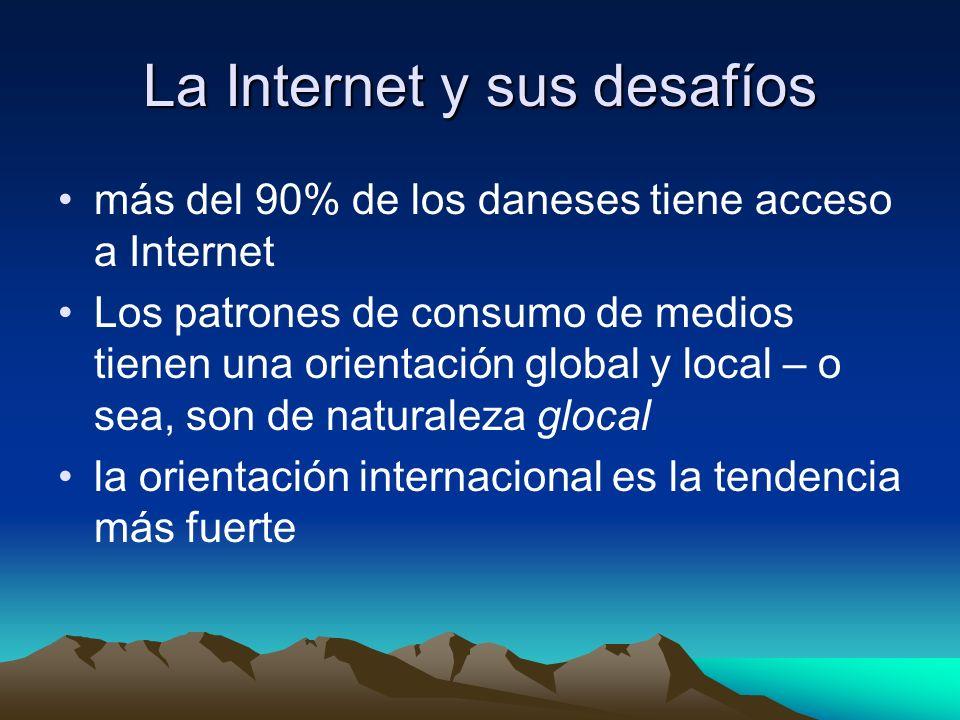 La Internet y sus desafíos