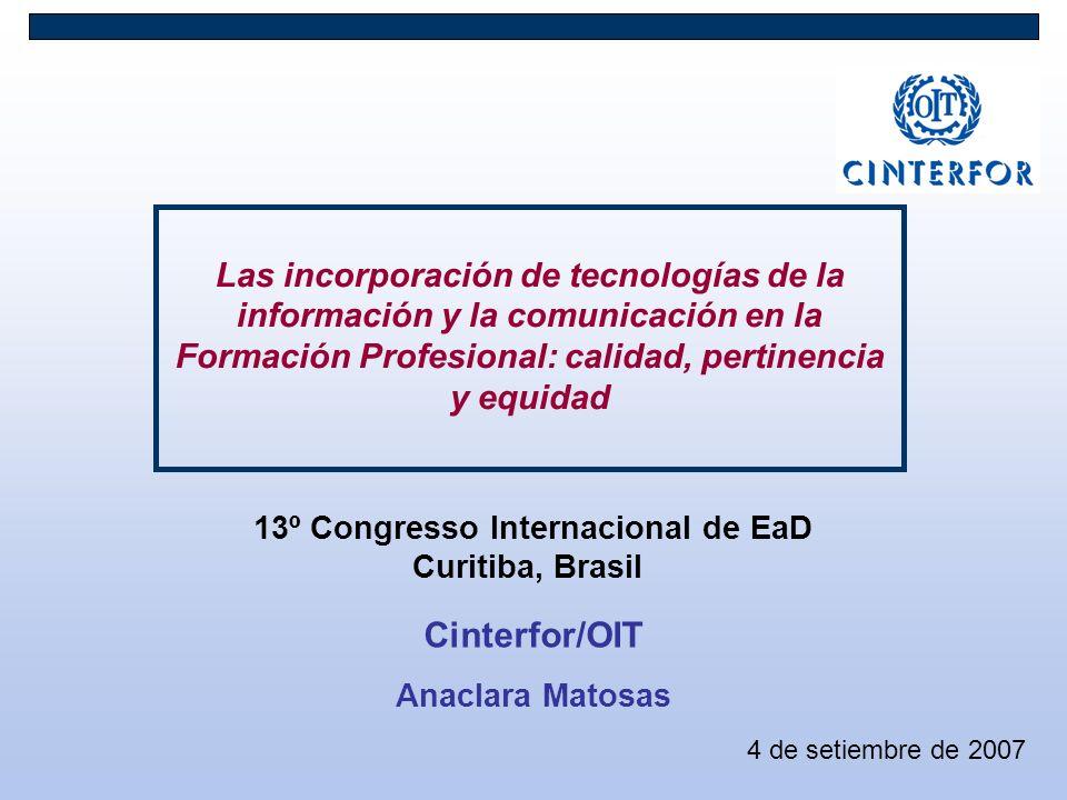 13º Congresso Internacional de EaD Curitiba, Brasil