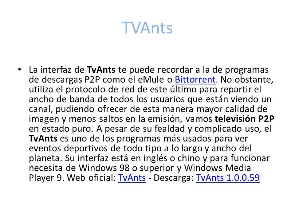 TVAnts