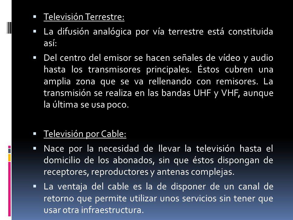 Televisión Terrestre: