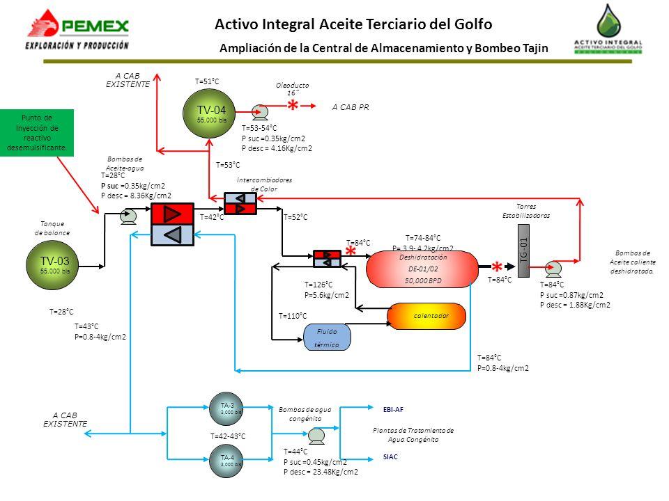 Activo Integral Aceite Terciario del Golfo