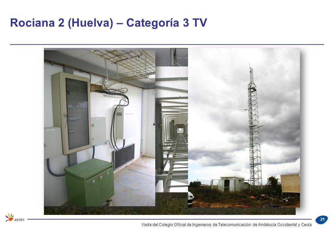 Rociana 2 (Huelva) – Categoría 3 TV