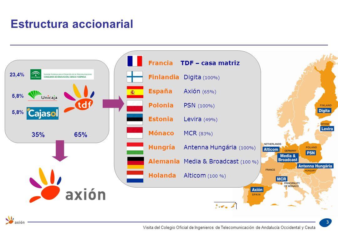 Estructura accionarial