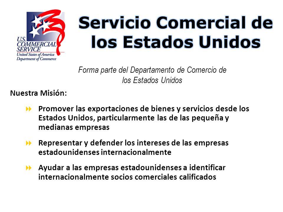 Servicio Comercial de los Estados Unidos