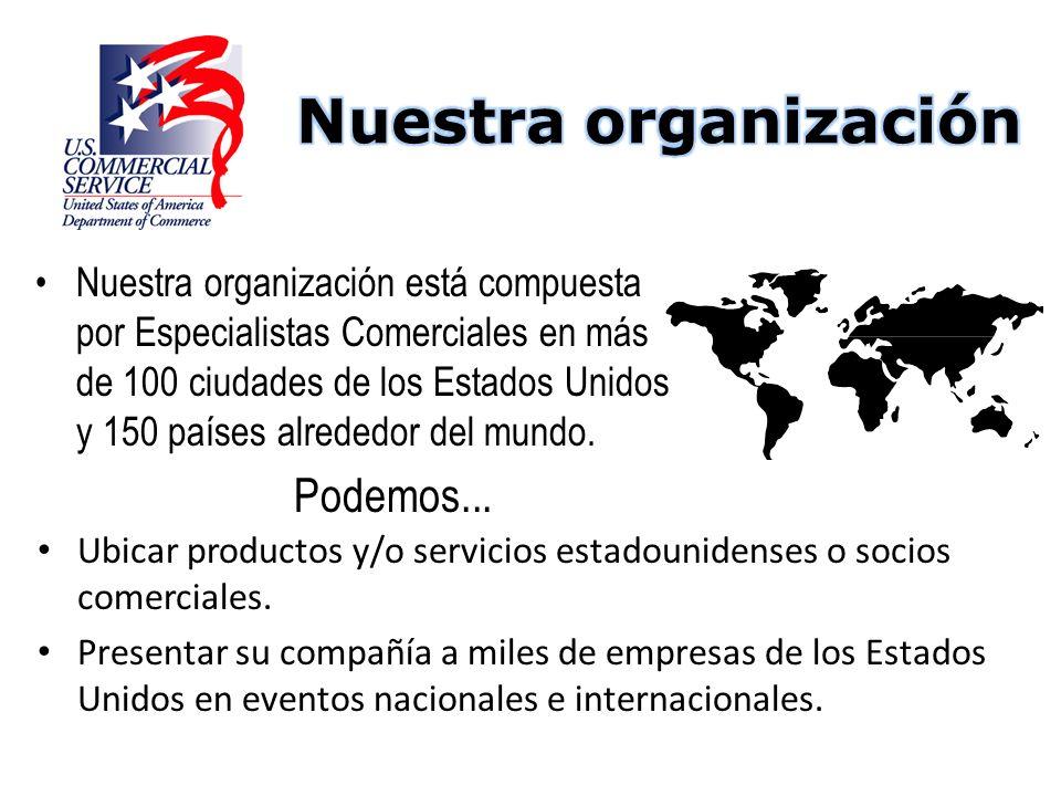 Nuestra organización Podemos...