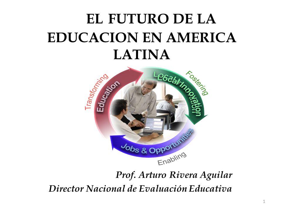 ELEL FUTURO DE LA EDUCACION EN AMERICA LATINA