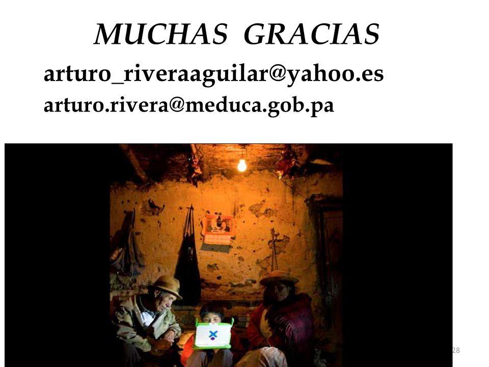 MUCHAS GRACIAS arturo_riveraaguilar@yahoo.es