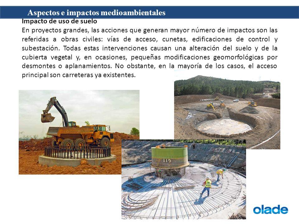 Impacto de uso de suelo