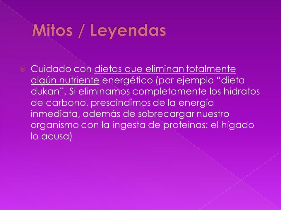 Mitos / Leyendas
