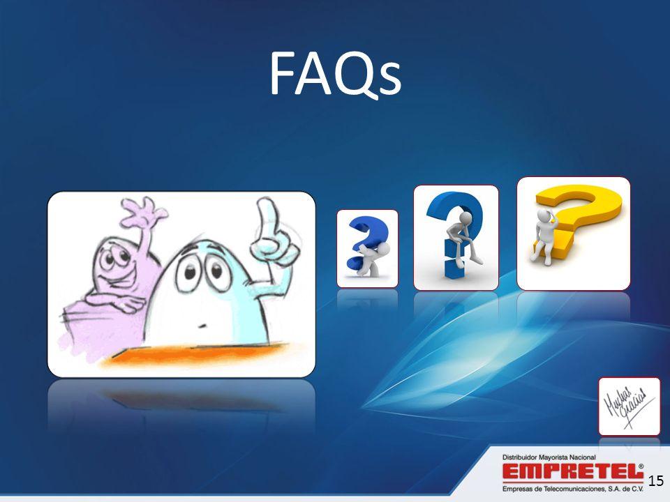FAQs 15