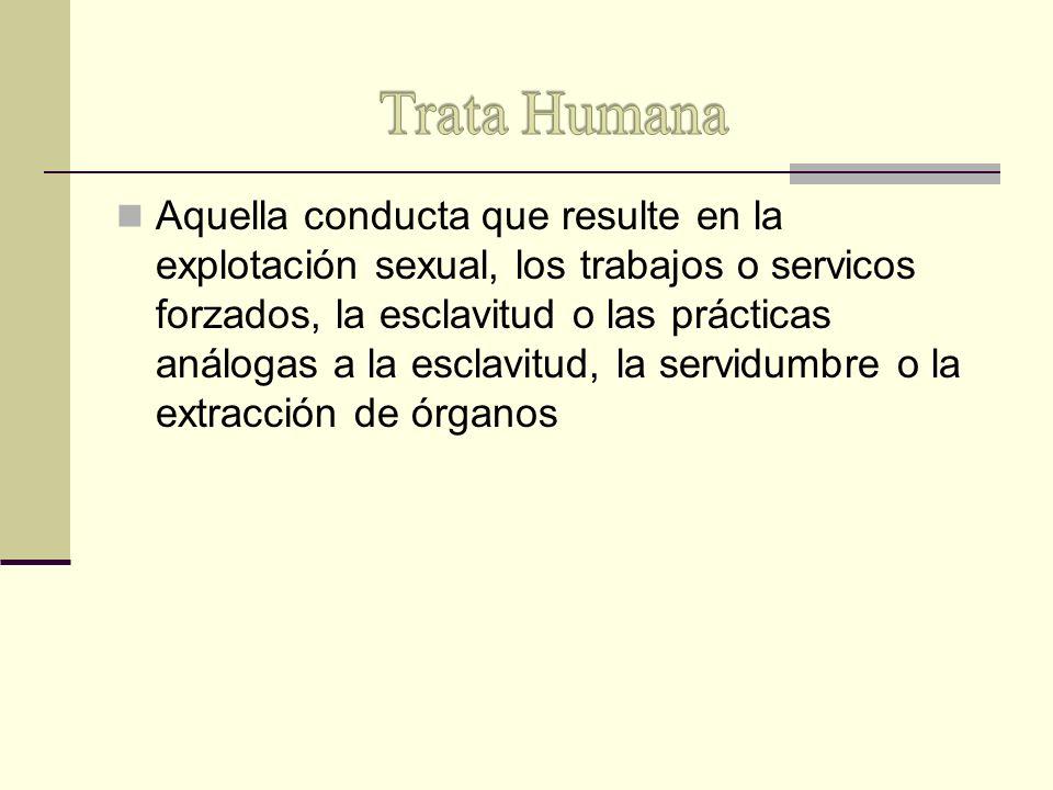 Trata Humana