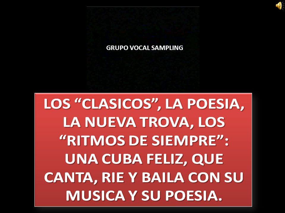 GRUPO VOCAL SAMPLING