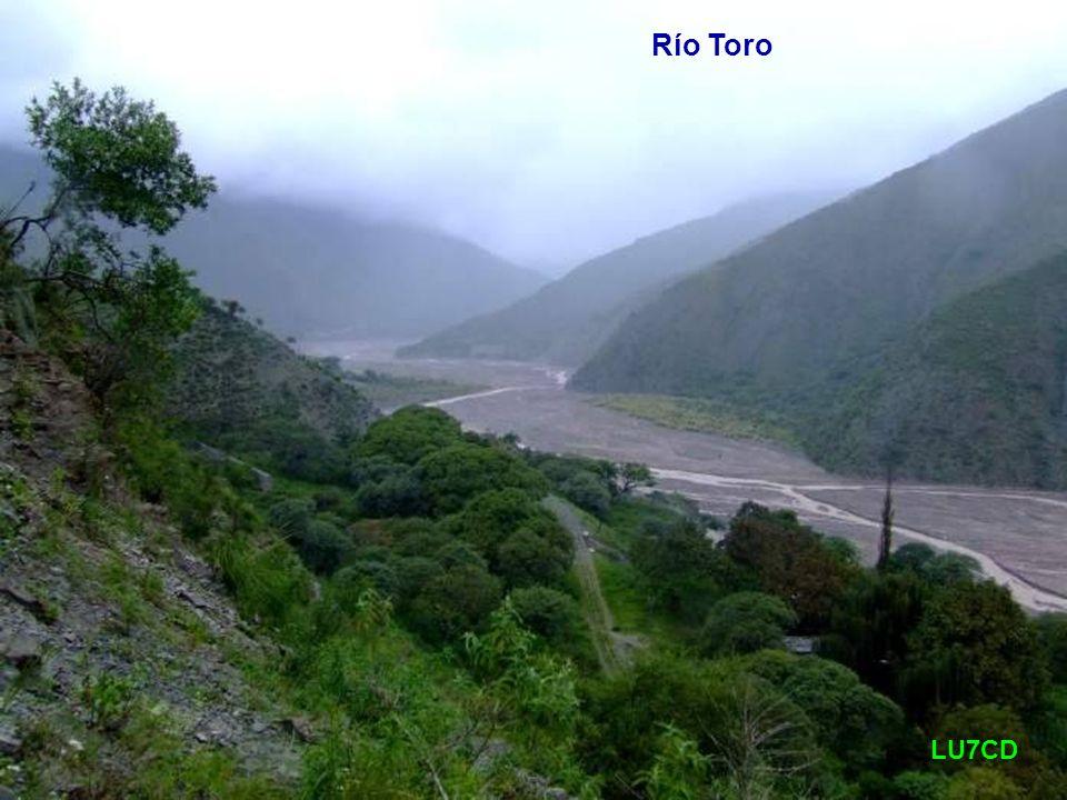Río Toro LU7CD