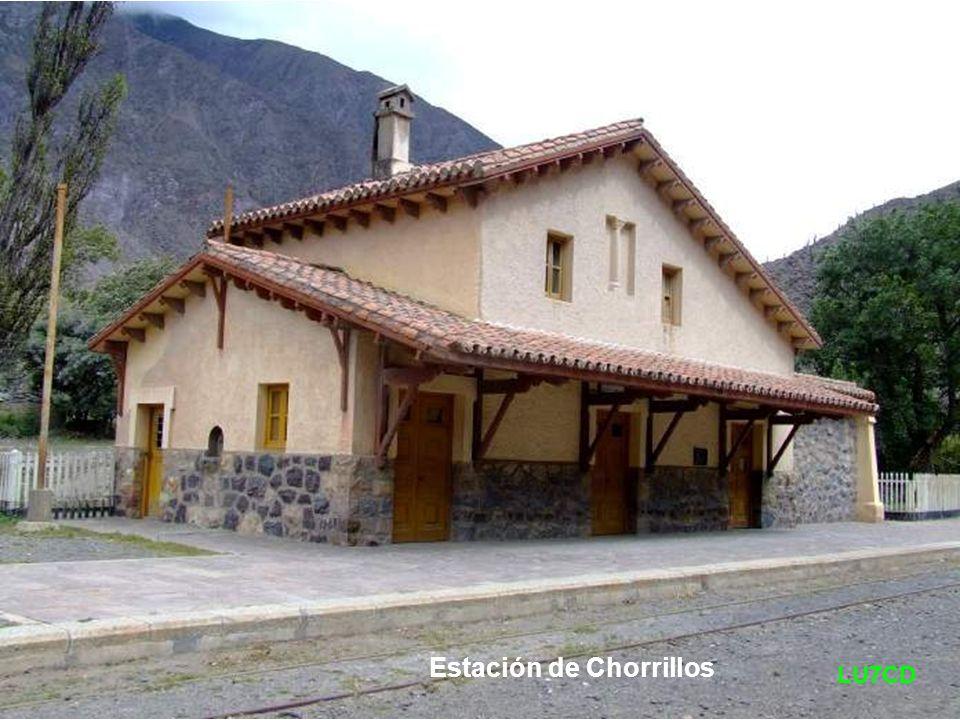 Estación de Chorrillos