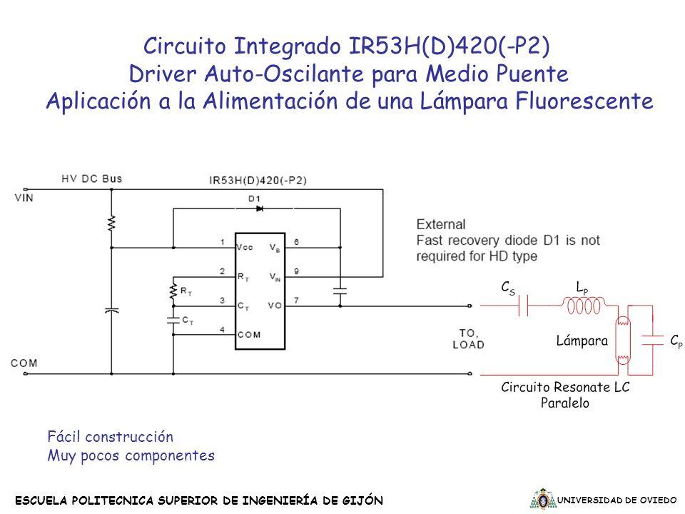 Circuito Integrado IR53H(D)420(-P2)