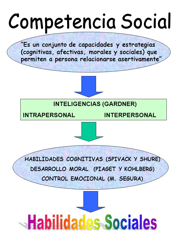 INTELIGENCIAS (GARDNER)